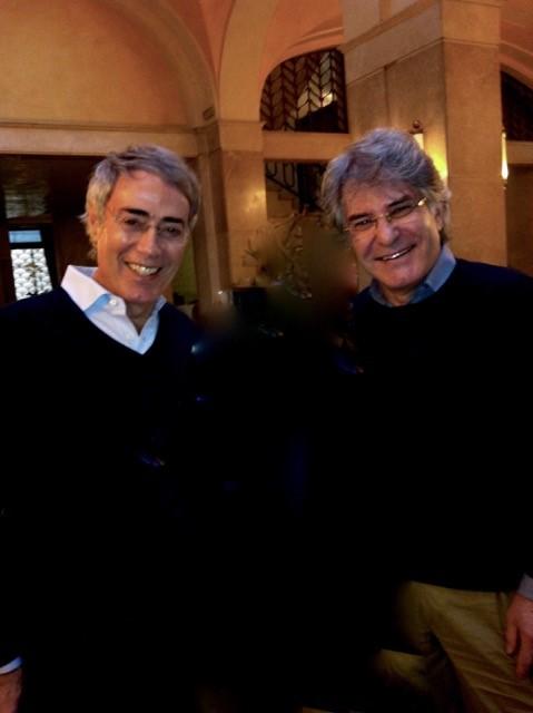 Rocca-Stendoro fondatori della tecnica con la Procedura Immaginativa